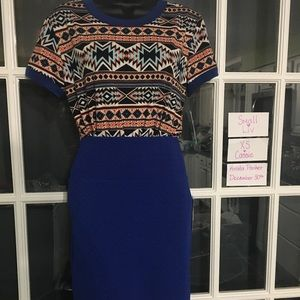 Outfit! Small Liv Xs Cassie Lularoe Tribal